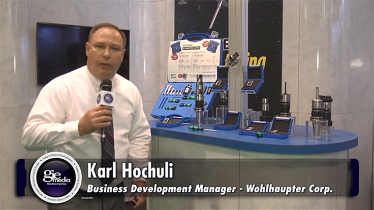 IMTS Booth Tour 2016: Wohlhaupter Corp. [VIDEO]