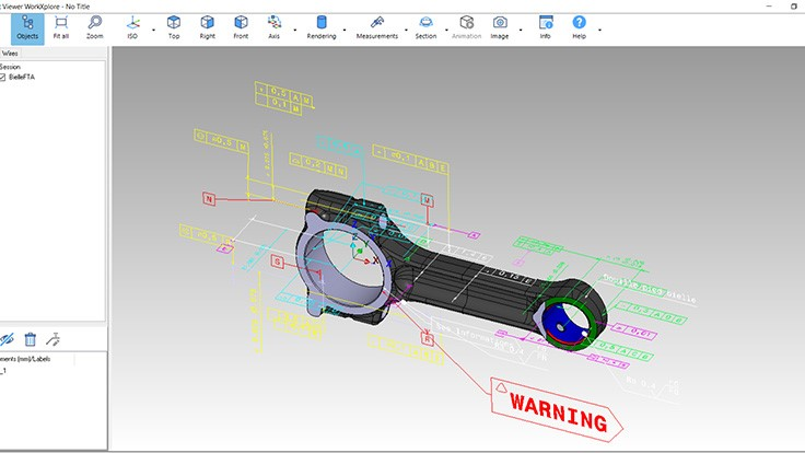WorkXplore now converts CAD files in batches