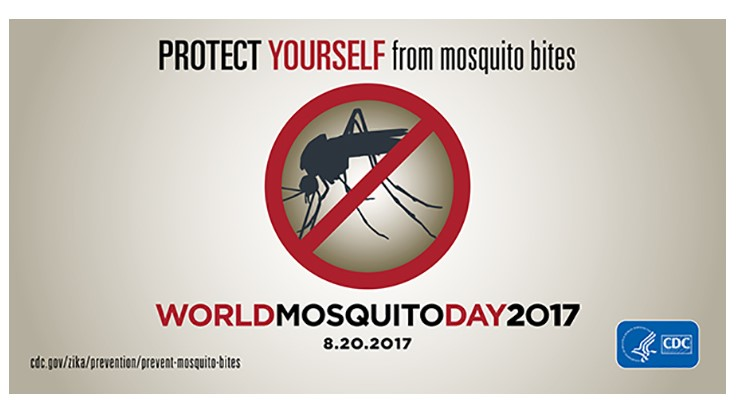 PPMA/NPMA Partners with CDC for World Mosquito Day