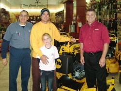 Florida LCO wins Wright mower