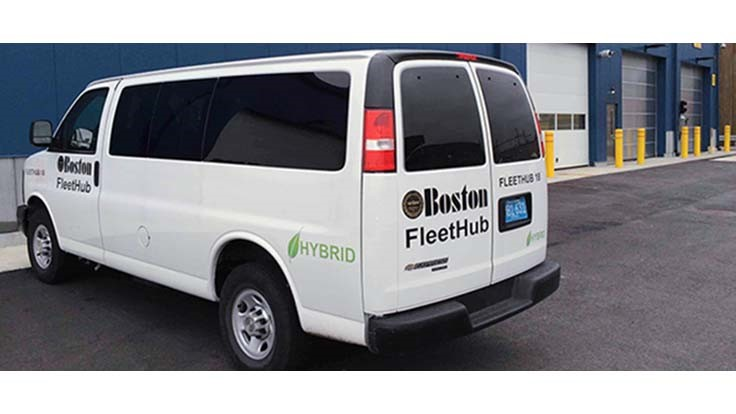 Xl Hybrids Wins Roval For Gm Van Conversions In California