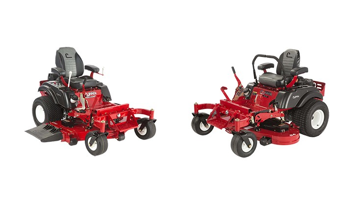 Country Clippers unveils new, redesigned zero-turns