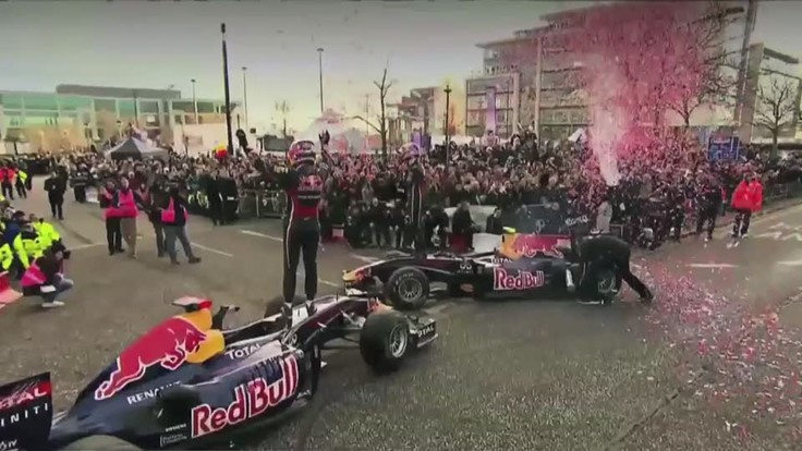 Intro to Red Bull Racing