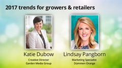 2017 trends for growers and garden center retailers [podcast]
