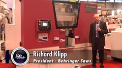 IMTS 2016 Booth Tour: Behringer Saws [VIDEO]
