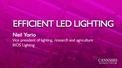 Efficient LED Lighting