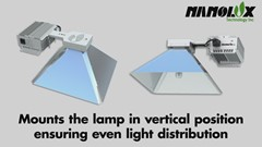 Video Product Showcase: 315w Ceramic Metal Halide Lamp