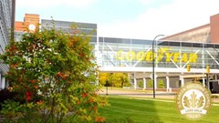 Goodyear global headquarters earns LEED Gold certification