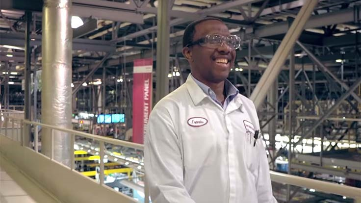 Honda Odyssey manufacturing manager shares his journey to Alabama from Nigeria (Video)