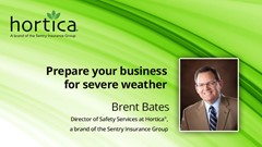 Prepare your business for severe weather