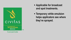 Civitas WEEDfree Brand Concentrate