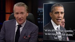 Bill Maher Talks Marijuana Legalization