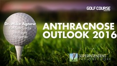 Anthracnose Outlook 2016