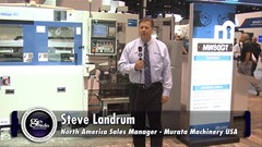 IMTS 2016 Booth Tour: Murata Machinery USA