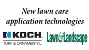 New lawn care application technologies