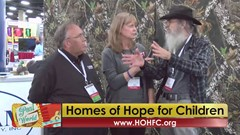 Oldham Chemicals and Uncle Si Support Homes of Hope for Children
