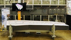 Oak Ridge National Laboratory 3D prints wing tool for Boeing (Video)