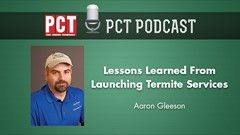 Lessons Learned from Launching Termite Services