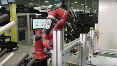 Yangfeng Automotive Interiors uses Rethink Robotics collaborative systems in Michigan