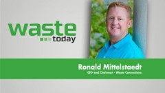 Podcast Interview: Ronald Mittlestaedt, Waste Connections