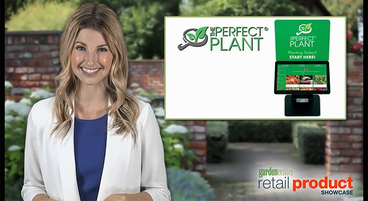 Retail Product Showcase: The Perfect Plant [video]