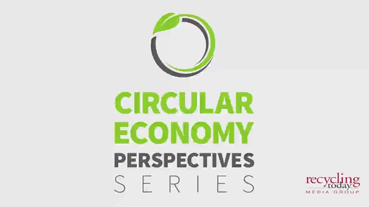 Circular Economy Perspectives Series: The Ellen MacArthur Foundation