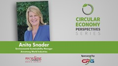 Circular Economy Perspectives Series: Armstrong World Industries