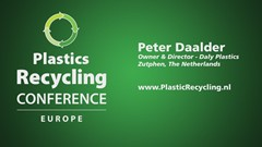 Plastics Recycling Conference Europe