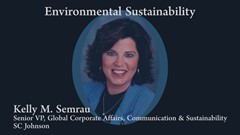 Sustainable Business: Kelly M. Semrau, SC Johnson