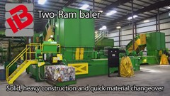WasteExpo Video Product Preview: International Baler