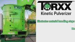 WasteExpo Video Product Preview: Torxx Kinetic Pulverizer Ltd.