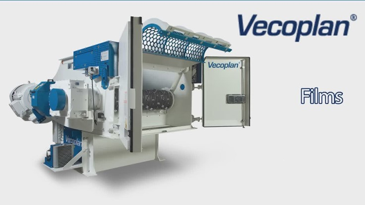 Sponsored: WasteExpo Video Product Preview: Vecoplan