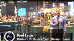 IMTS 2016 Booth Tour: Schunk USA