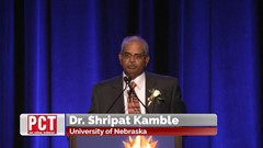 PCT, Syngenta Honor Crown Leadership Award Recipient Dr. Shripat Kamble