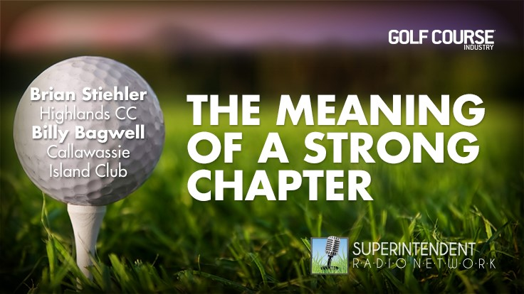 The meaning of a strong chapter
