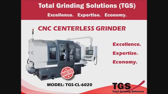 View centerless grinding today