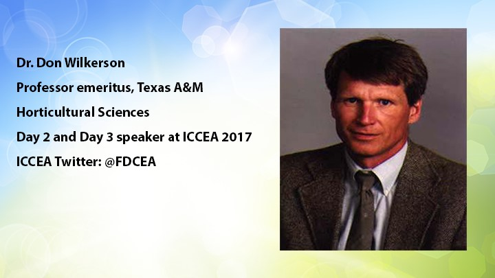 ICCEA 2017: Causes of tip burn; keys to success in CEA