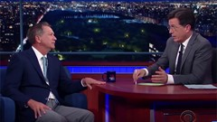 Stephen Colbert Grills John Kasich on Marijuana Legalization