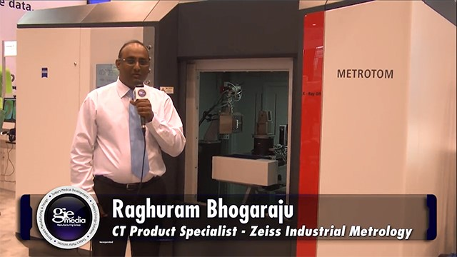 IMTS 2016 Booth Tour: Zeiss Industrial Metrology