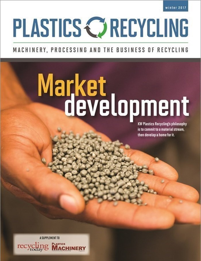 February 2017 Plastics Recycling