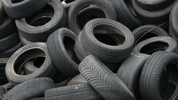 Road ahead for scrap tire recycling - Recycling Today