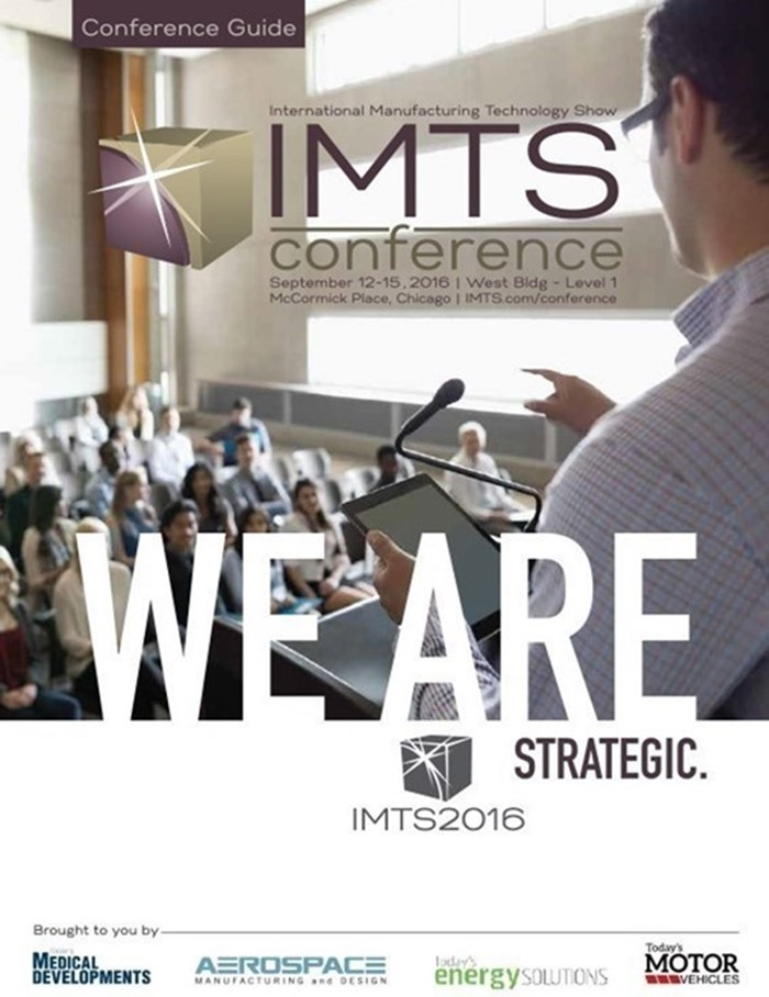 IMTS 2016 Conference Guide
