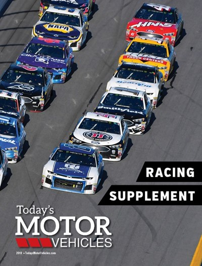 2018 Racing Supplement