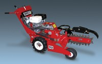 Barreto 912 Self-Propelled Trencher