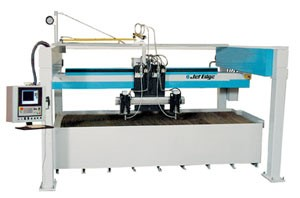 Intensified Pump-Powered Waterjet
