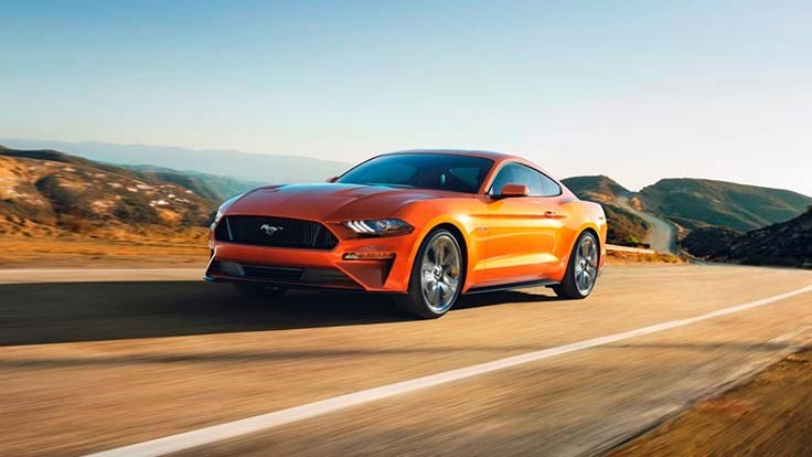 Ford, Jaguar have some fast cars to sell you
