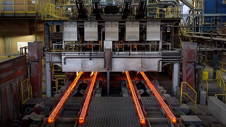 Gerdau upsizes bloom size at Monroe, Michigan plant to improve automotive steel quality