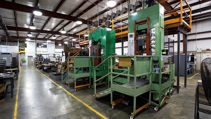 Magnet Applications' expands pressing, coating capabilities
