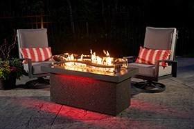 Boreal Complete Heat fire table