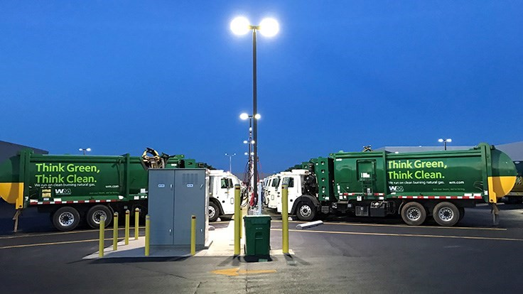 Waste Management CEO talks company growth, new tech